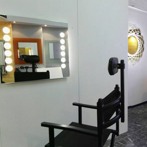 ACADEMY LIGHTED MIRROR