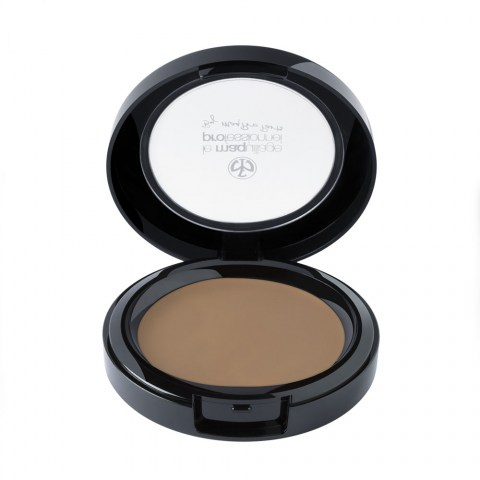 COMPACT CREAM FOUNDATION NATURAL HD 182